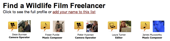 Find a Freelancer