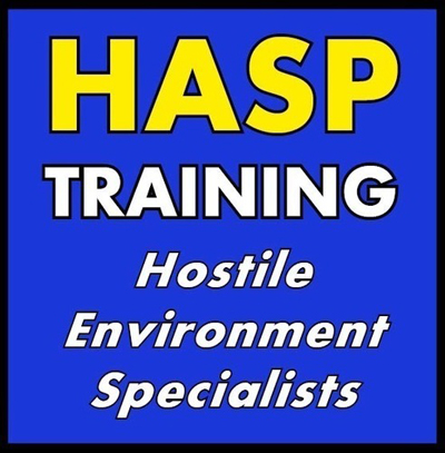 HASP Training Hostile Environment Specialists
