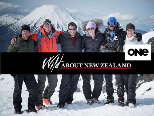 NHNZ - Wild ABout New Zealand