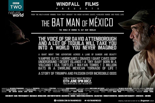 The Bat Man of Mexico